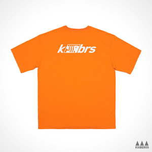 (K18SSTS10OR) ITALIC LOGO T-SHIRTS  재입고