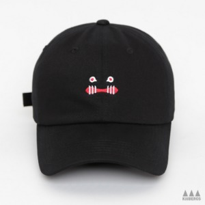 3 TEETH MONSTER BALL CAP